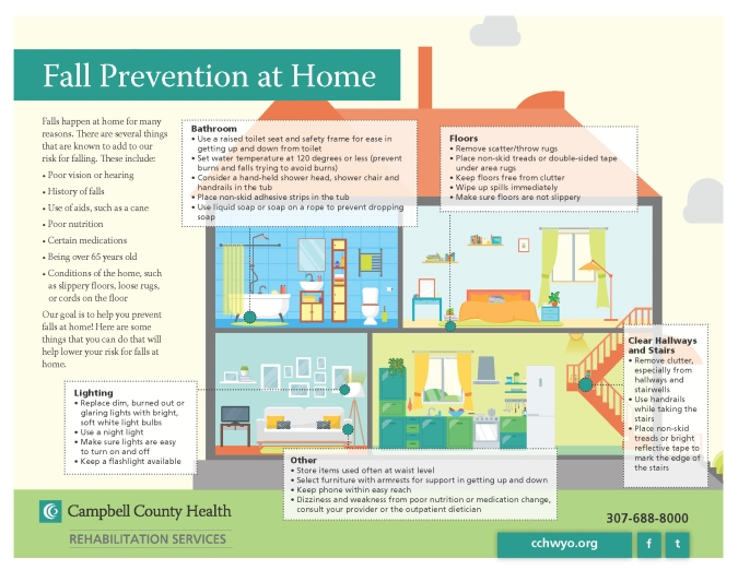 CCH Fall Prevention flyer